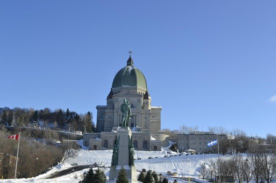 St. Joseph's Oratory of Mount Royal: Oratory