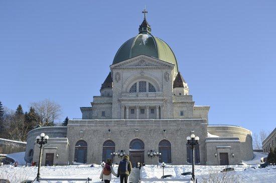 St. Joseph's Oratory of Mount Royal: Oratory