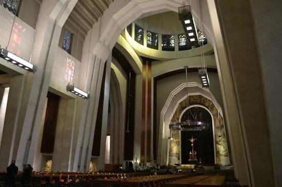 Saint Joseph's Oratory of Mount Royal: Oratory