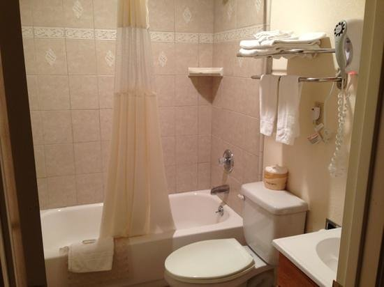 Sea Breeze Inn: Bathroom Rm. 115