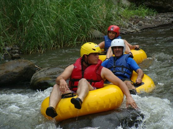 The Springs Resort and Spa: River tubing
