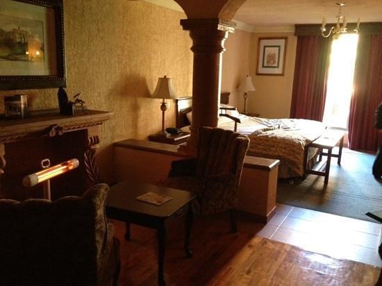 Quinta Del Rey Hotel: acogedora habitación