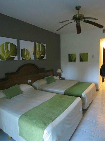 Sirenis Punta Cana Resort Casino & Aquagames : Quarto