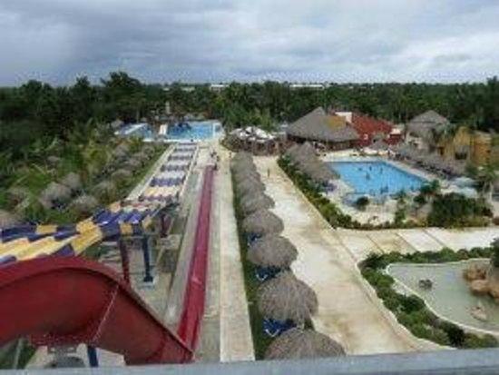 Sirenis Punta Cana Resort Casino & Aquagames: Clube do hotel