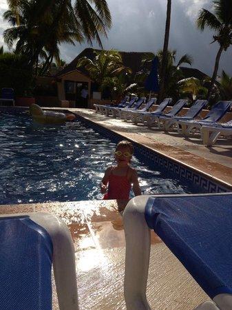 Nautibeach Condos: Our little girl - a fish