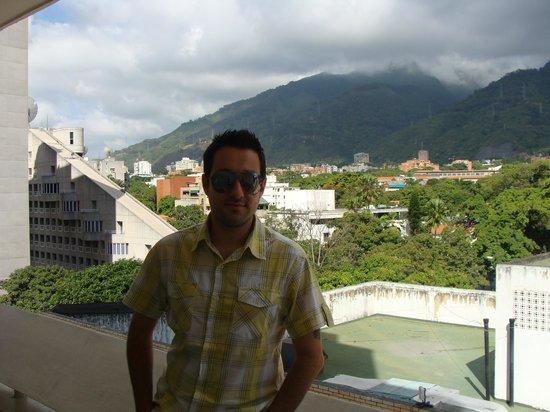 Hotel The VIP Caracas: Las vistas desde la habitación