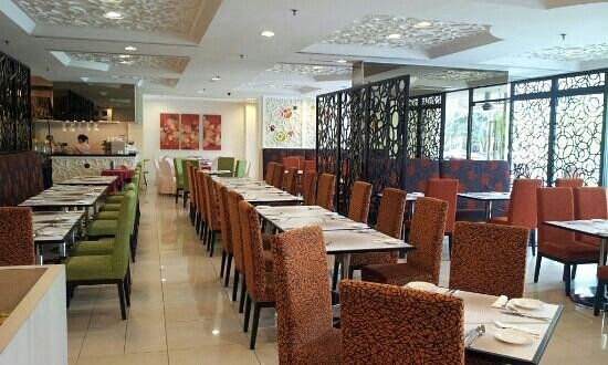 My Home Hotel - Sri Petaling: restaurant