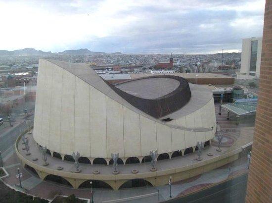 Camino Real El Paso: View of El Paso Art Museum
