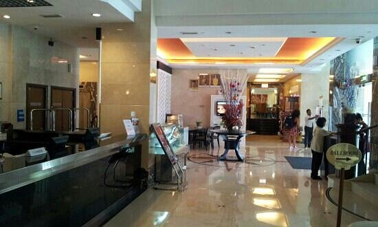 My Home Hotel - Sri Petaling: Lobby of Sri Petaling