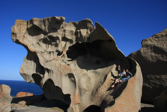 Kangaroo Island Wilderness Retreat: Remarkable Rocks