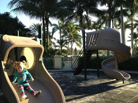 The Ritz-Carlton Golf Resort, Naples: Playground