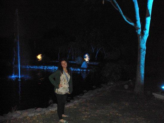 Real de Minas San Miguel de Allende: lago