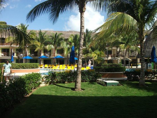 The Reef Coco Beach: View from room