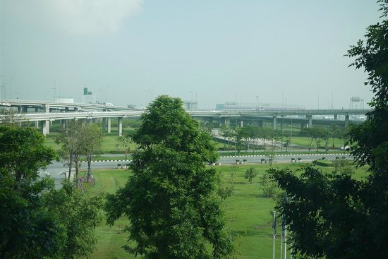 Novotel Bangkok Suvarnabhumi Airport: No jet noise at all