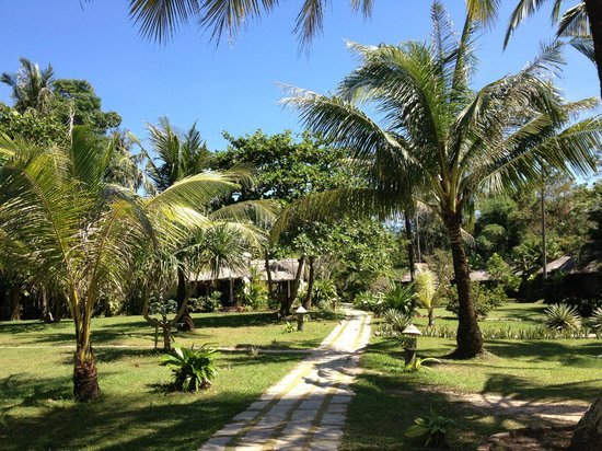 Mai House Resort: Grounds of the hotel