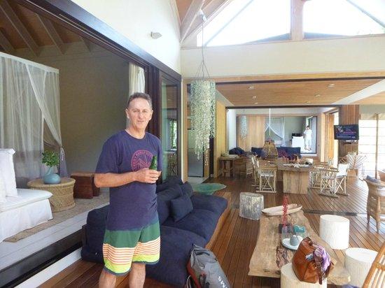 Desroches Island: Villa