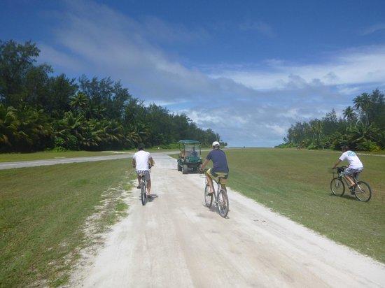 Desroches Island : Runway