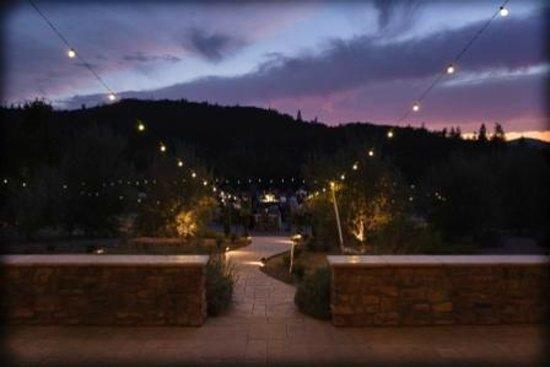 Villa Florentina: Stunning Sunsets