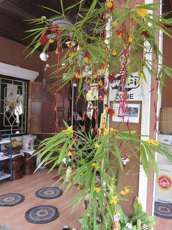 Vilayvang Guest House: Lobby