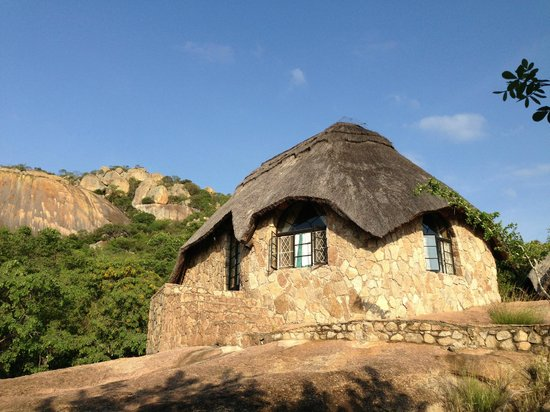 Matobo Hills Lodge: The Cottage
