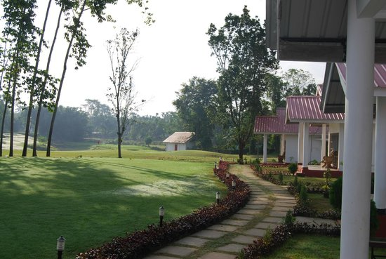 Kaziranga Golf Resort: Mystic cottages
