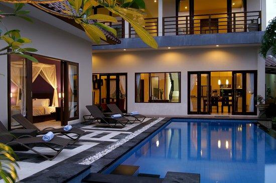 Villa Aamoda Bali: Villa Exterior