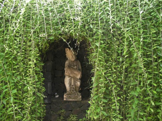 Jepun Bali Villa: beautiful gardens
