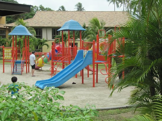 Nirwana Gardens - Nirwana Resort Hotel: Children play area