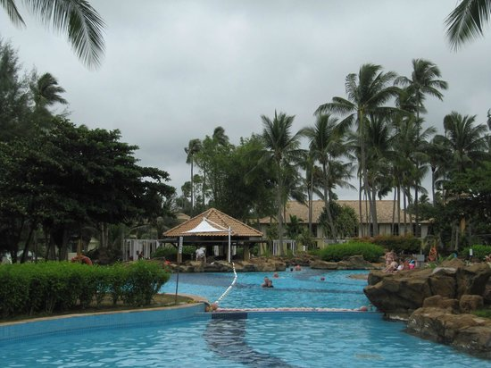 Nirwana Gardens - Nirwana Resort Hotel: Pool area