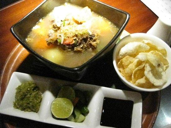 InterContinental Jakarta MidPlaza: Sup Buntut veryyyyyyyyyy tasty:))