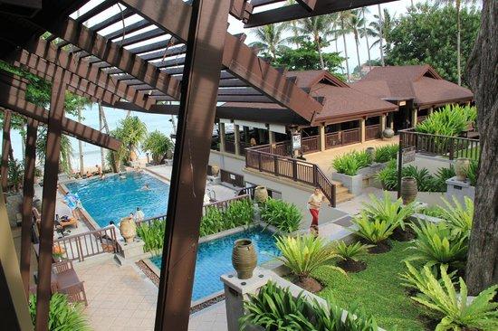 Impiana Resort Chaweng Noi : 1st room view
