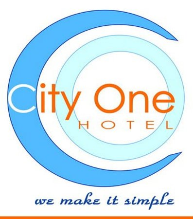 City One Hotel Lamper: LOGO City One