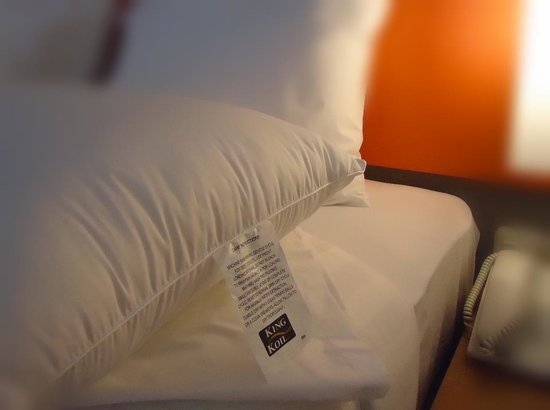 City One Hotel Lamper: Pillow