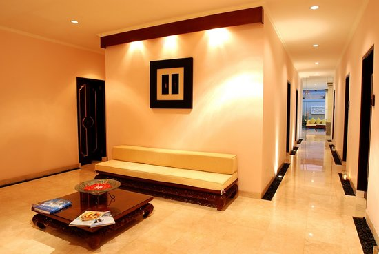 Asri Jewel Villas & Spa: Spa Interior