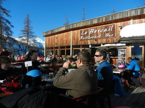 Le Bercail La Salle Les Alpes Plateau De L Aravet Restaurant