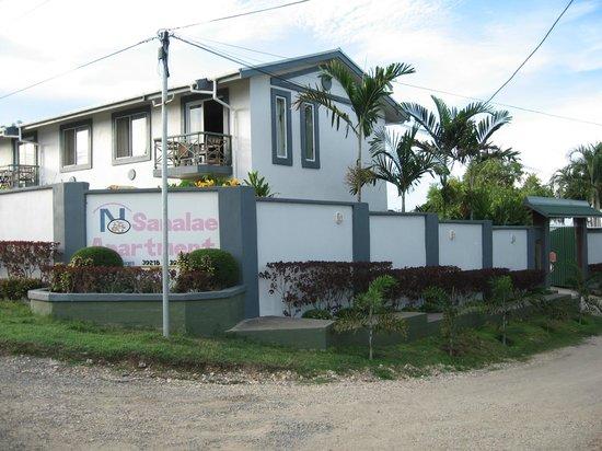 Sanalae Apartments : Outside