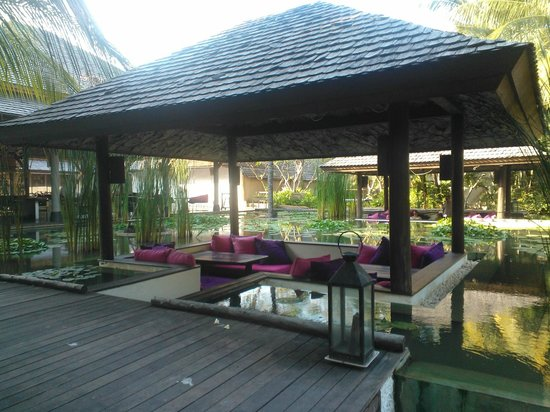 Evason Hua Hin: The Living Room
