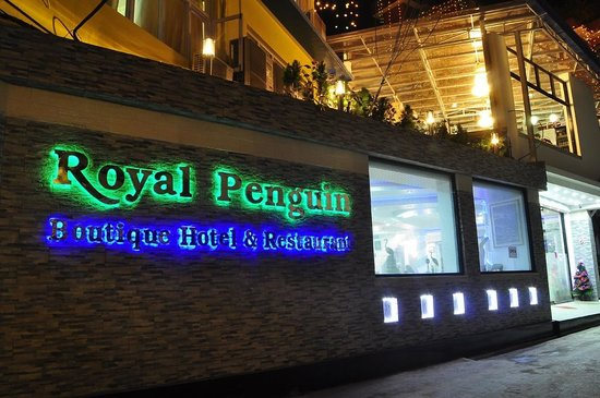 Royal Penguin Boutique Hotel: Hotel exterior