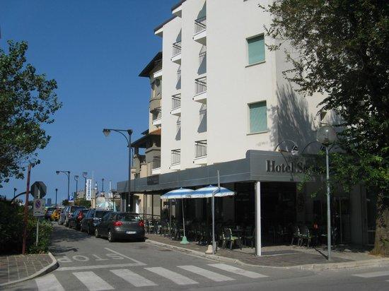 Hotel Sayonara Cattolica: Hotel