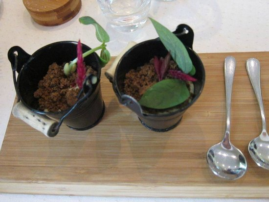 Ryan's Kitchen: Amuse Bouche
