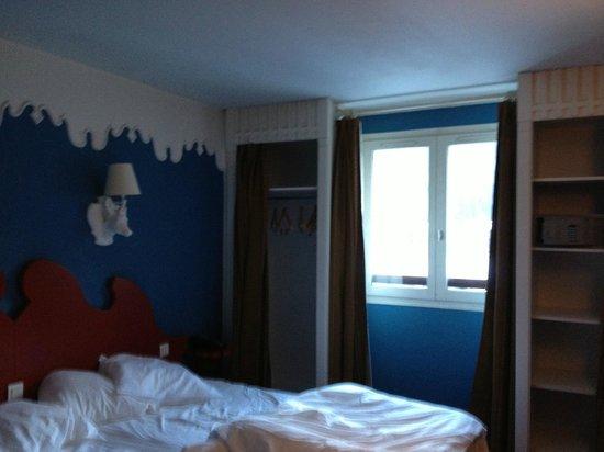 Club Med Chamonix Mont-Blanc: La chambre