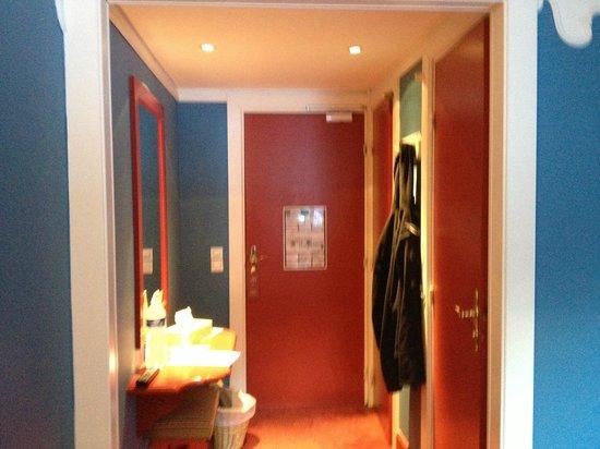 Club Med Chamonix Mont-Blanc: l'entrée