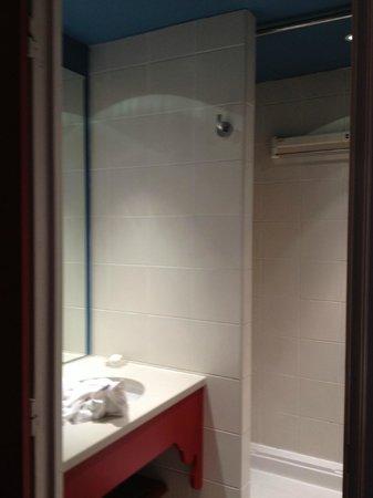 Club Med Chamonix Mont-Blanc: la salle de bain