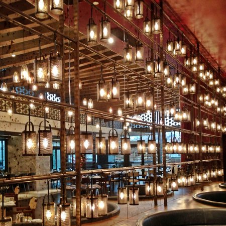 Le Méridien Istanbul Etiler: Hotel Restaurant