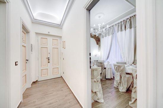 Sweetly Home Roma: SALA PRIMA COLAZIONE