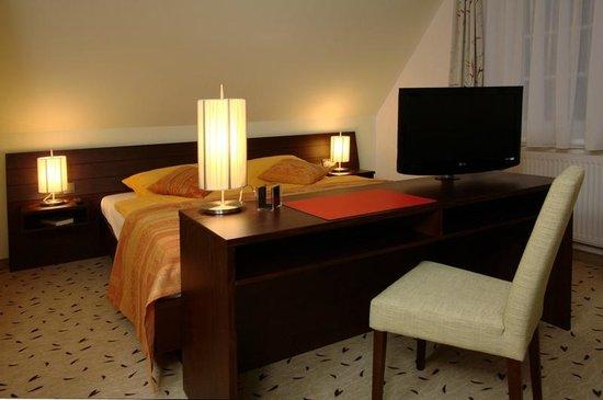 Pension Achtern Wieck: Komfortzimmer