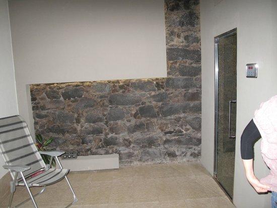 Etna GloB&B: zona antistante bagno turco