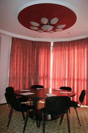 Hotel Rahnamo: Business room