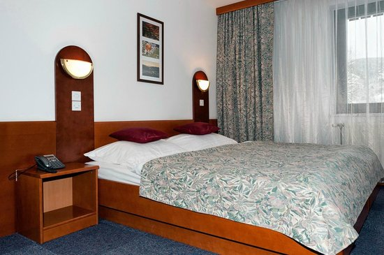 Hotel-Pension Tripic : Double/twin room