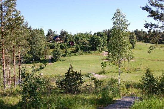 Nivelax, Finlandiya: Hole 3